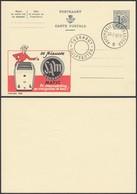 Publibel 1556 - 1F50 - Thématique Machine à Laver, Femme (DD) DC0542 - Publibels