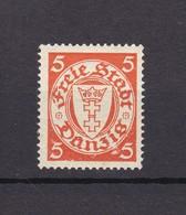 Danzig - 1924/38 - Michel Nr. 193 - Ungebr. - Danzig