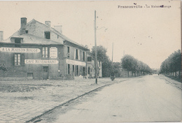 FRANCONVILLE  La Maison Rouge - Franconville