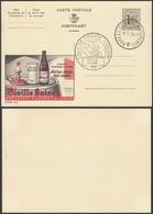 Publibel 1418 - 1F20 - Thématique Brasserie, Bougie (DD) DC0545 - Entiers Postaux