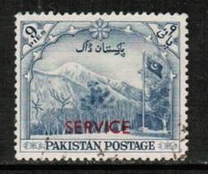 PAKISTAN  Scott # O 45 VF USED (Stamp Scan # 428) - Pakistan