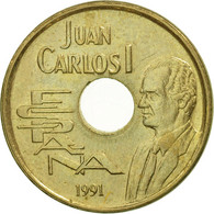Monnaie, Espagne, Juan Carlos I, 25 Pesetas, 1991, Madrid, SUP+ - [ 5] 1949-… : Royaume