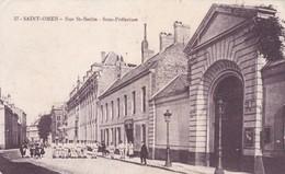 SAINT OMER RUE SAINT BERTIN SOUS PREFECTURE BELLE ANIMATION   ACHAT IMMEDIAT - Saint Omer