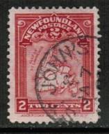 NEWFOUNDLAND  Scott # 86 VF USED (Stamp Scan # 428) - Newfoundland