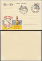 Publibel 1630 - 1F50 - Thématique Brasserie, Fer à Cheval (DD) DC0549 - Entiers Postaux