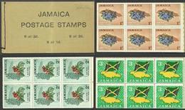 Jamaica 1964 Mi Mh 219,221,223 MNH ( ZS2 JMCmh219,221,223 ) - Stamps