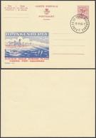 Publibel 1718 - 2F - Thématique Plage, Mer, Voilier (DD) DC0551 - Stamped Stationery