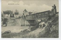 MOUROUX - Le Pont (belle Animation) - Autres Communes