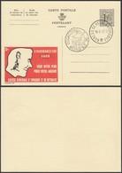 Publibel 1441 - 1F20 - Thématique Assurance, Famille, Ducasse (DD) DC0555 - Stamped Stationery