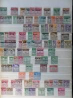 Etats-Unis Superbe Collection De 7700 Timbres Préoblitérés 1910/1960. Nombreuses Localités. Cote énorme. A Saisir! - United States