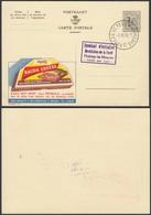 Publibel 1437 - 1F20 - Thématique Fromage, Jambon (DD) DC0558 - Postwaardestukken