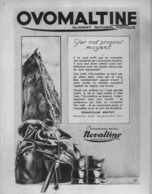 "PUB  "" OVOMALTINE ""   1931 ( 8 ) - Other"