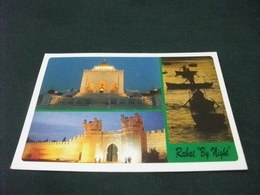 MAUSOLEE MOHAMMED V RABAT BY NIGHT VEDUTE - Rabat