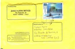 €0.70 50° RADUNO INTERNAZIONALE SOMMERGIBILI CATANIA - Sottomarini