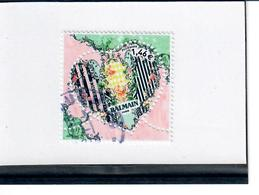 Yt 5119 St Valentin Balmain Cachet Rond - France