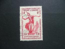 CAMBODGE   N° 9   OBLITERE - Cambodia