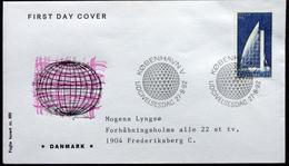 Denmark 1992 SEVILLA   MiNr.1036    FDC   ( Lot 6514)FOGHS COVER - FDC