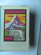 Zwitserland Schweiz Suisse  VS Viege Zermatt Hotel Cervin - VS Valais