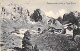 Regensburger Hütte M.Sass Rigais 1924 - Italien