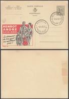 Publibel 1400 - 1F20 - Thématique Vêtements, Famille (DD) DC0564 - Entiers Postaux