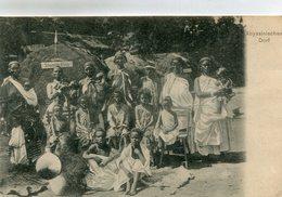 ETHIOPIE(ABYSSENIE) TYPE - Ethiopie