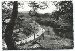 CPSM LUTZELBOURG, VUE SUR LA VALLEE ET LE CANAL, MOSELLE 57 - Other Municipalities