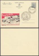 Publibel 1533 - 1F50 - Thématique Médicaments, Vélo (DD) DC0566 - Stamped Stationery