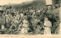 ETHIOPIE(HARAR) MARCHE AU BOIS - Ethiopie