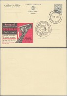 Publibel 1527 - 1F50 - Thématique Rasoir, Vélo (DD) DC0567 - Stamped Stationery