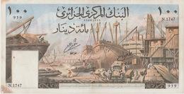 100 DINARS 1964 - Algérie