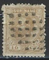 Suriname NVPH 6C, Mi 10 O Perf. 12 1/2 X 12 - Surinam ... - 1975