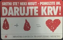 Paco \ CROAZIA \ TK 14/97A \ Darujte Krv \ Usata - Kroatien