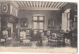 (26) DRÔME - CONDILLAC - Le Chàteau - Grand Salon - France
