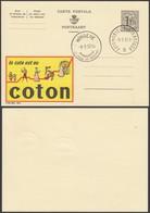 Publibel 1507 - 1F20 - Thématique Coton, Homme, Femme, Enfant (DD) DC0569 - Publibels