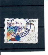 Yt 5121 Loi Neuwirth Cachet Rond - France