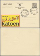Publibel 1508 - 1F20 - Thématique Coton, Homme, Femme, Enfant (DD) DC0570 - Stamped Stationery