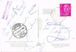 30358. Postal LA MOLINA (Gerona) 1971. Retour, Devuelto Remitente. CARTERIA - 1931-Hoy: 2ª República - ... Juan Carlos I