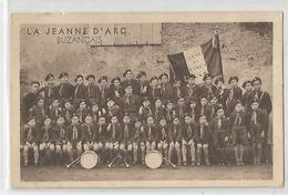 Indre 36 - Buzançais La Jeanne D'arc Ed Photo Défradas Buzançais , Scouts - France