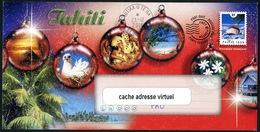 Lettre PRET-A-POSTER 1999 - Cachet De Hitiaa O Te Ra (Tahiti) - Prêt-à-poster