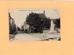 Carte Postale - JARS - D18 - La Grande Rue Partie Basse - France