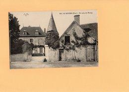 Carte Postale - LE NOYER - D18 - Un Coin Du Bourg - France