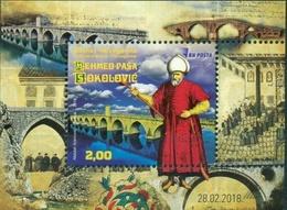 Bosnia Federation, Sarajevo Europa, Europe, 2018, Block - 2018
