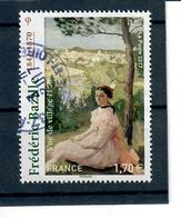 Yt 5122 Frederic Bazille Cachet Rond - France