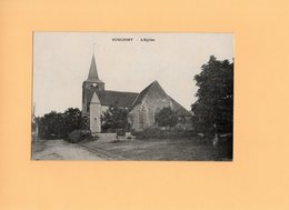 Carte Postale - SUBLIGNY - D18 - L'Eglise - France