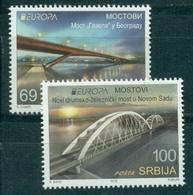 Serbia, Europa, Europe, 2018, 2 Stamps - 2018
