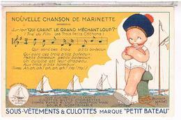 ILLUSTRATEUR  BEATRICE   MALLET   NOUVELLE  CHANSON  DE  MARINETTE      TBE   PH943 - Mallet, B.