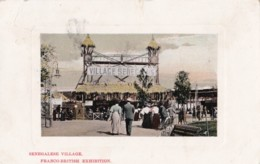 AM19 Senegalese Village, Franco British Exhibition - Exhibitions