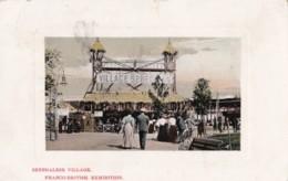 AM19 Senegalese Village, Franco British Exhibition - Esposizioni