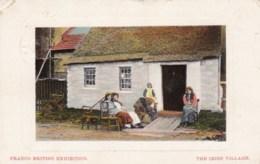 AM19 Franco British Exhibition, The Irish Village - Exhibitions