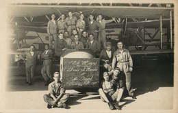 PHOTOS ( Lot De 2 ) HYDRAVION MILITAIRE Construit A L'usine F.B.A Situé A ARGENTEUIL Par LOUIS SCHRECK - Aviation